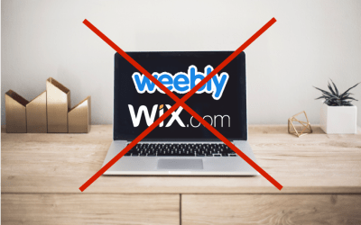 Why To Avoid Wix & Weebly Website Builders