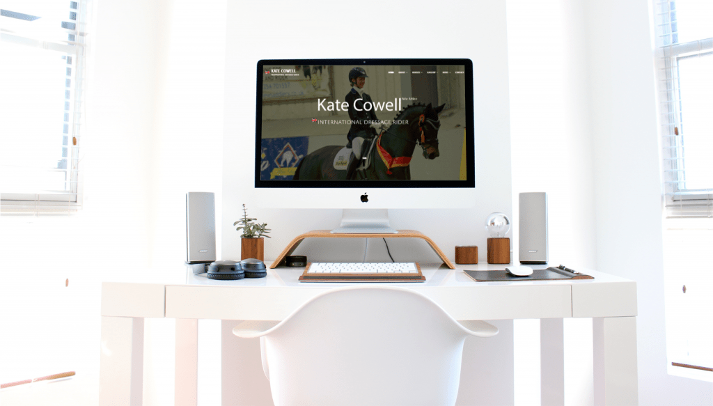 Creating An Equestrian Website