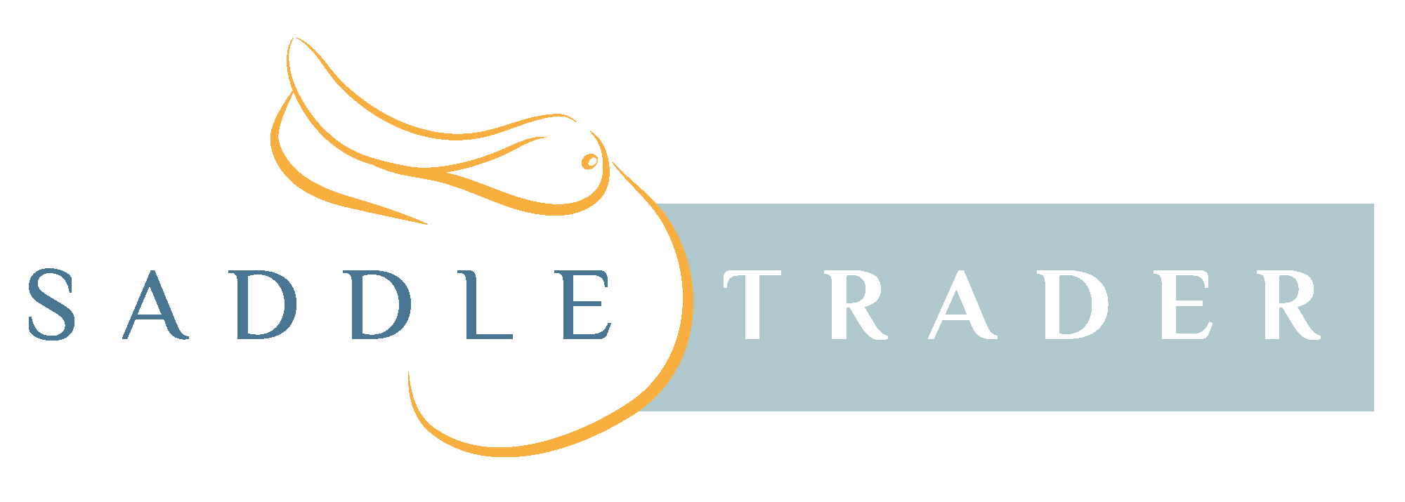 saddle trader logo