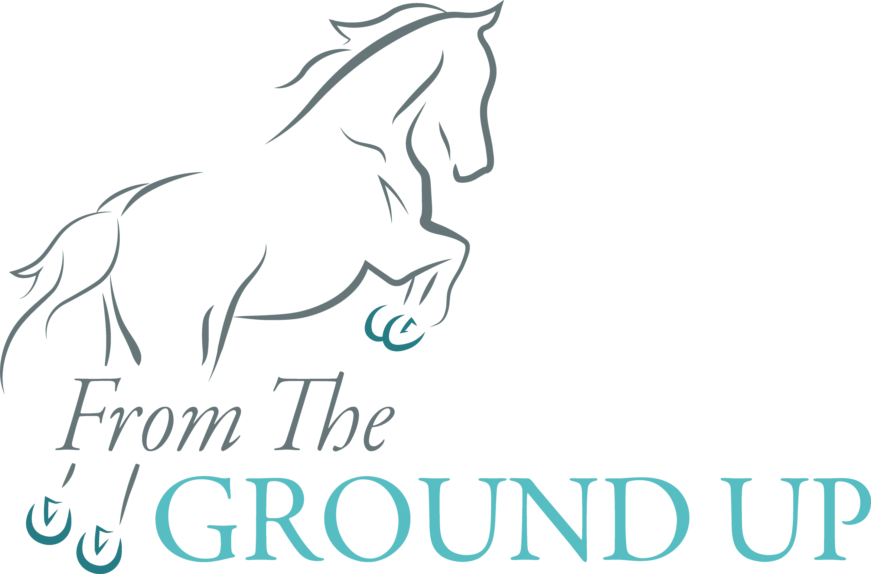 from the ground up rehab logo