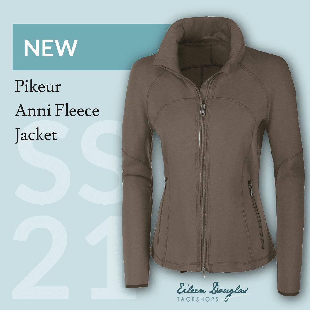 New Pikeur Anni Fleece Jacket