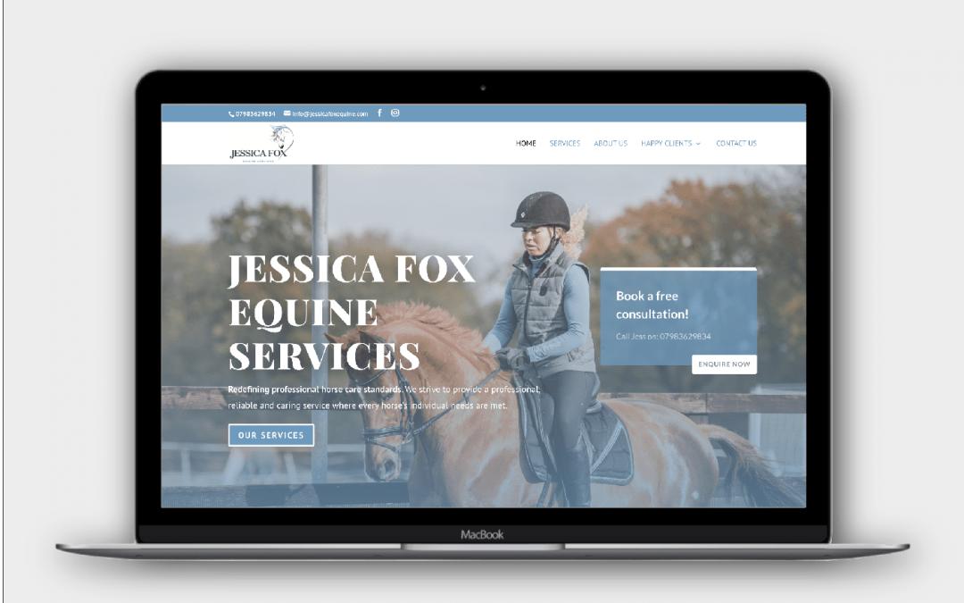Jessica Fox Equine Services