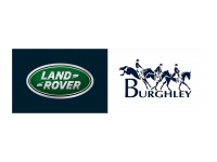 landrover and burghley