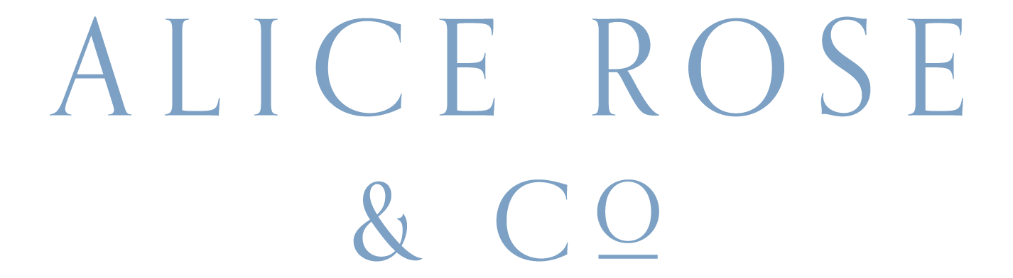 Alice rose and co logo